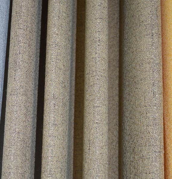 100% Blackout Curtain Fabric