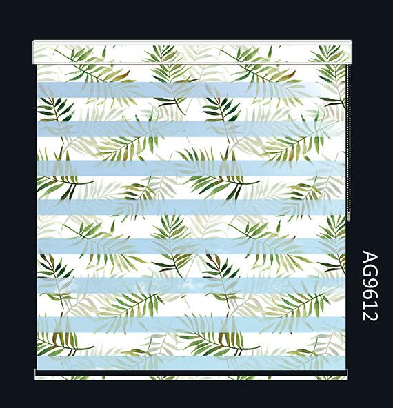 Digital Print Zebra Blinds